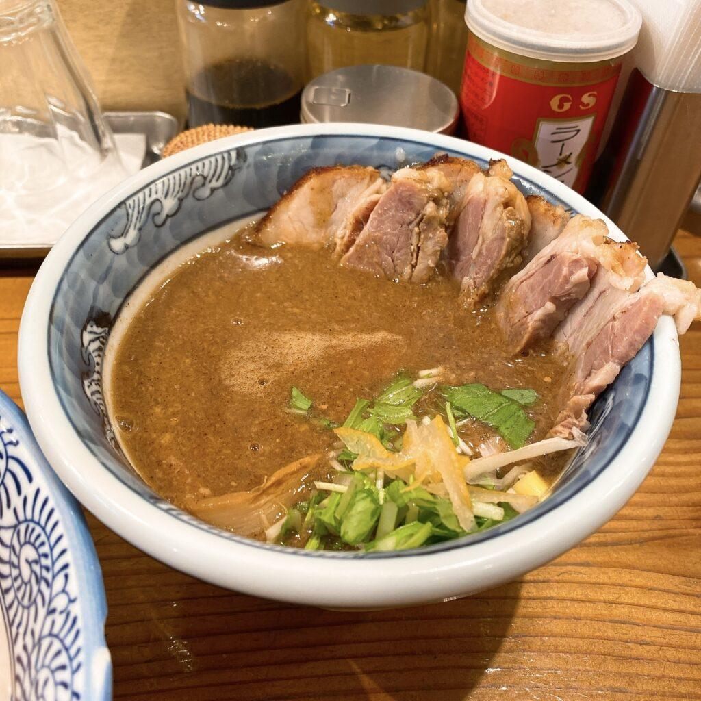 道玄坂マンモスのスープ