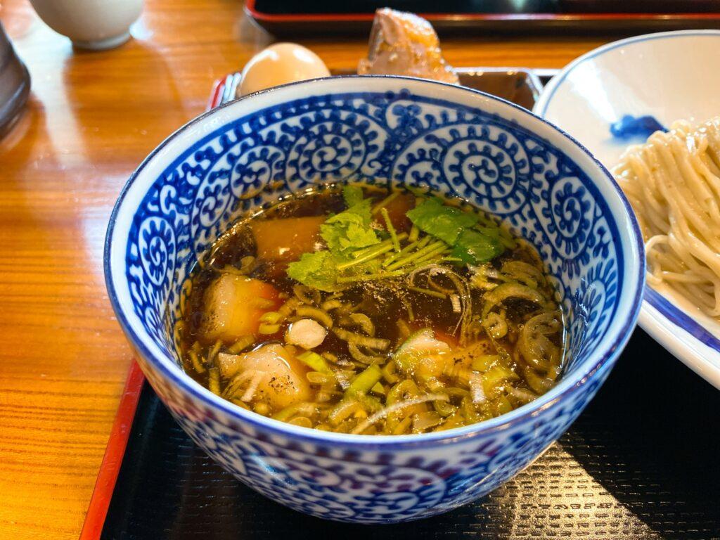 食煅もみじのスープ