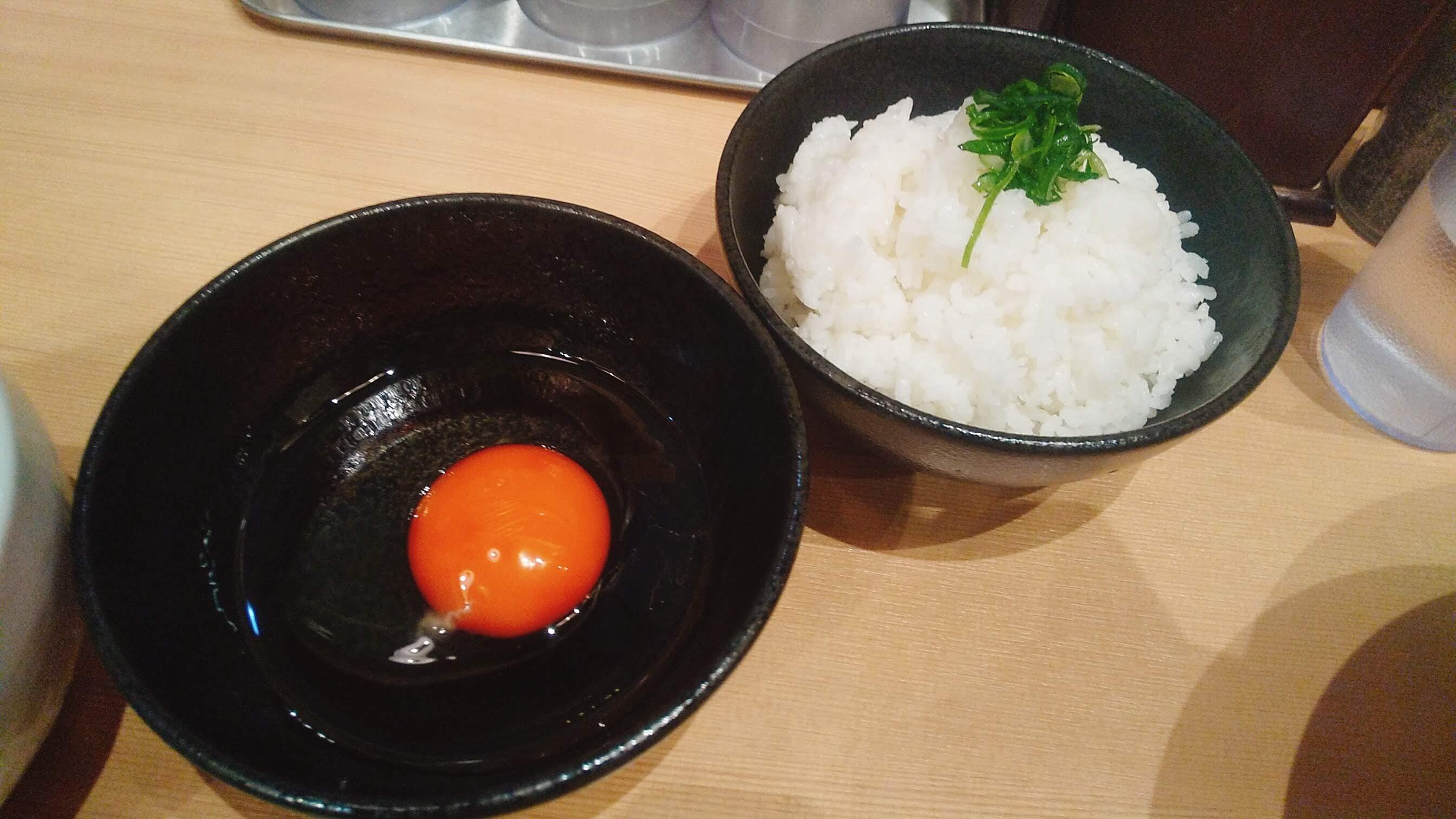 きょうすけの卵かけご飯