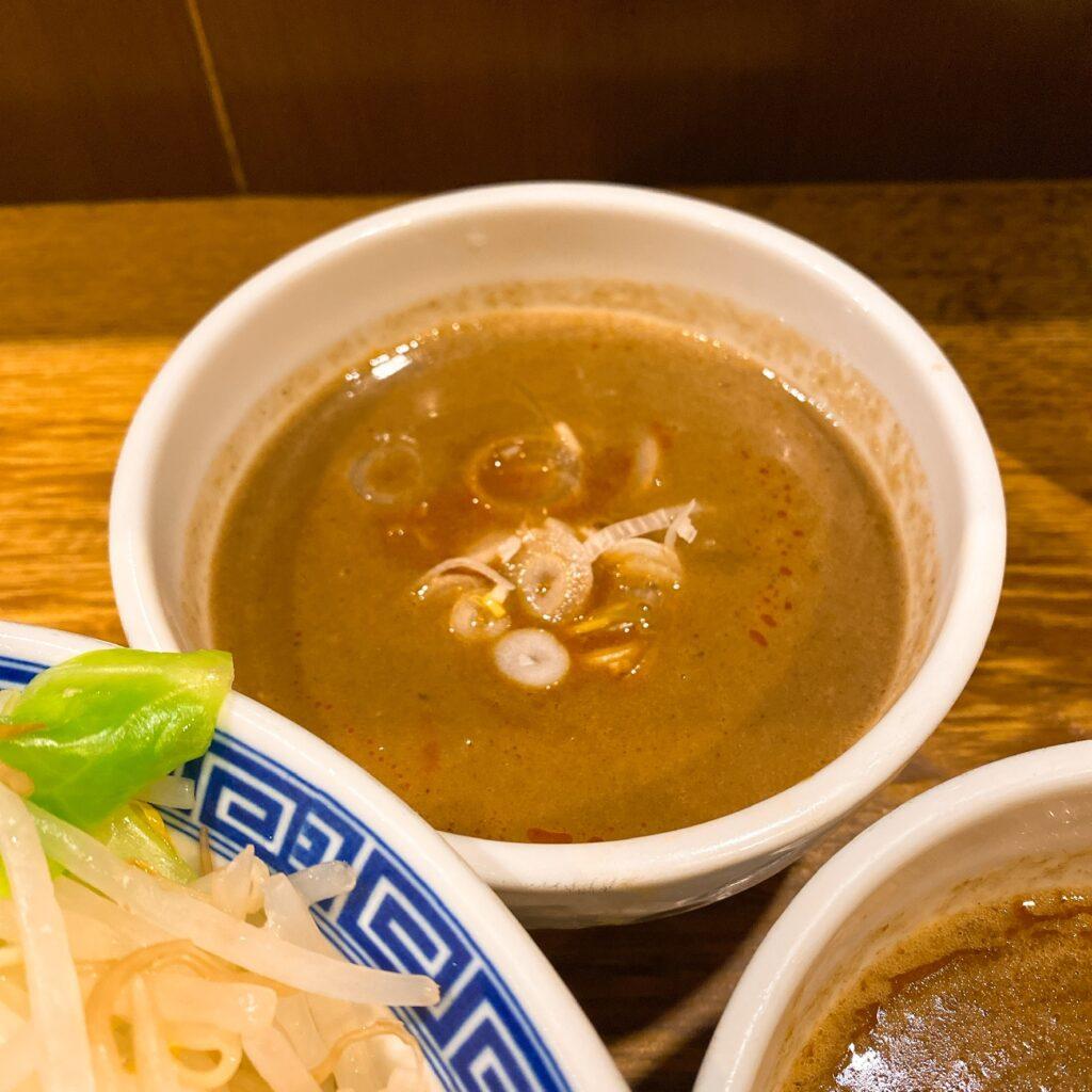神保町可以のスープ1