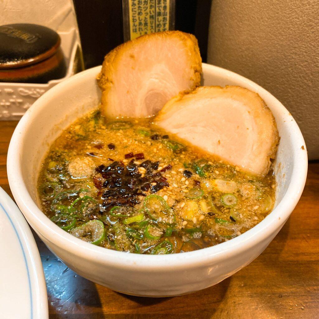 むらさき山のスープ