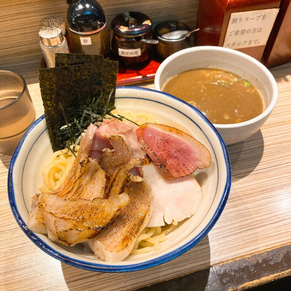 麺屋宮本のつけ麺