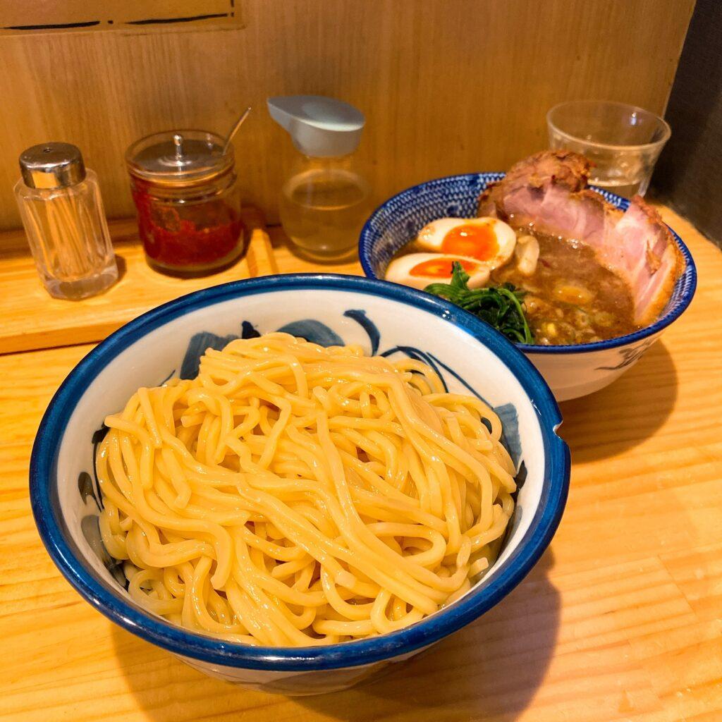 秋葉原ラーメンわいずのつけ麺