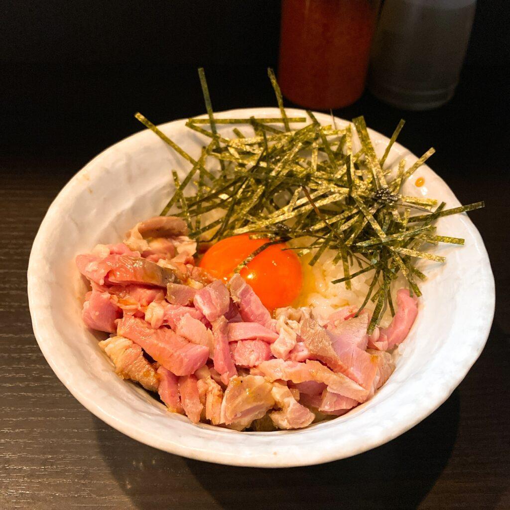 麺処夏海の丼