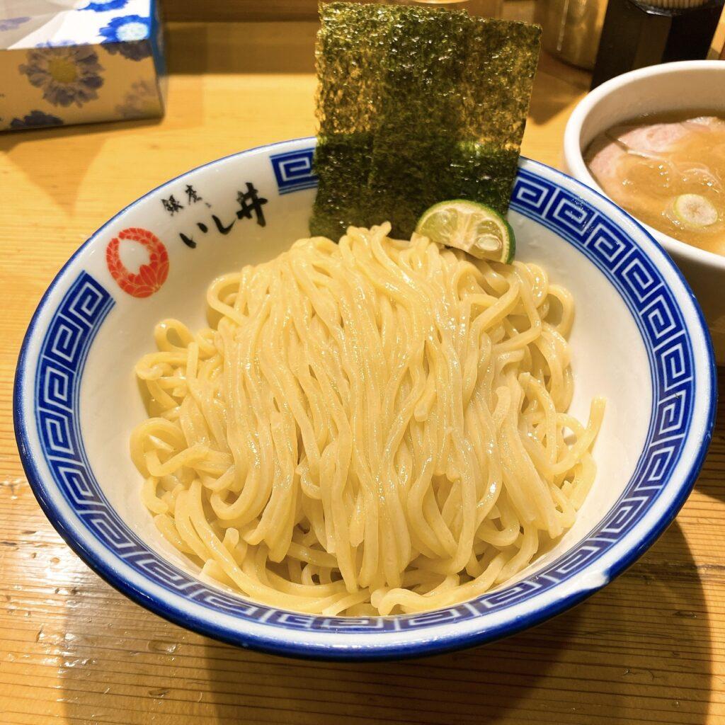 銀座いし井の麺