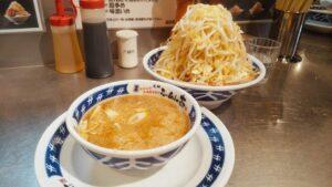 らーめん大のつけ麺の写真