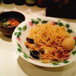 ふるめんのつけ麺の写真