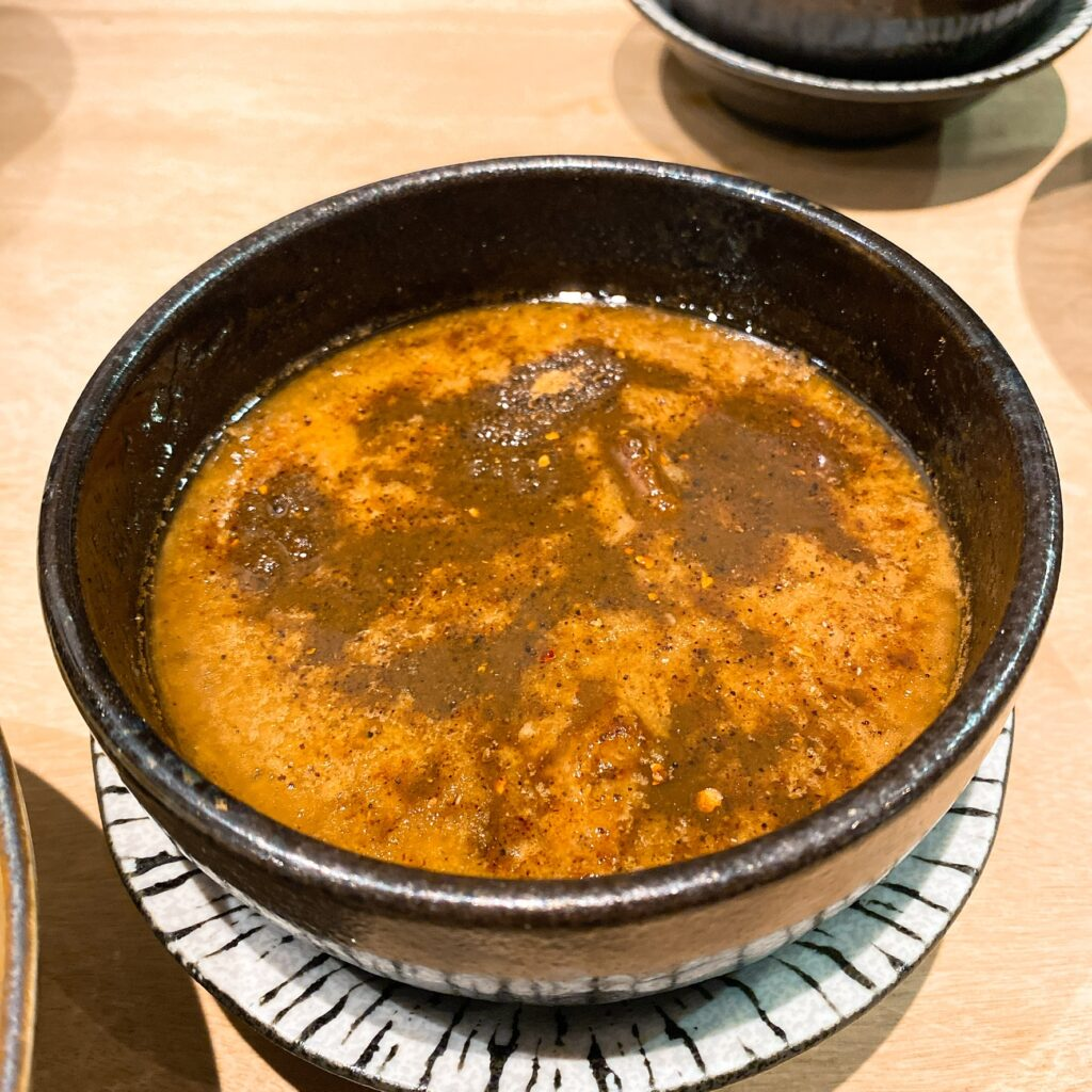 俺の創作らぁめん極やのスープ