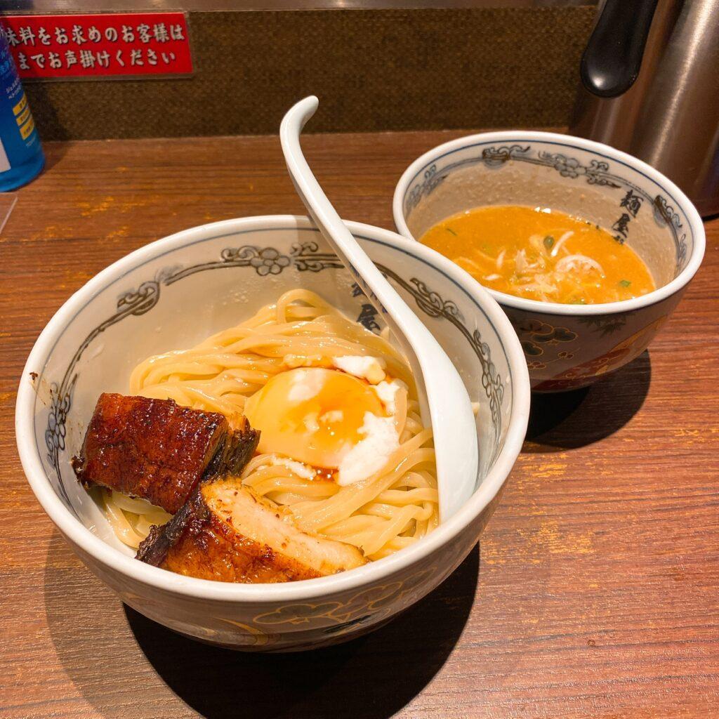 麺屋武蔵神山のつけ麺