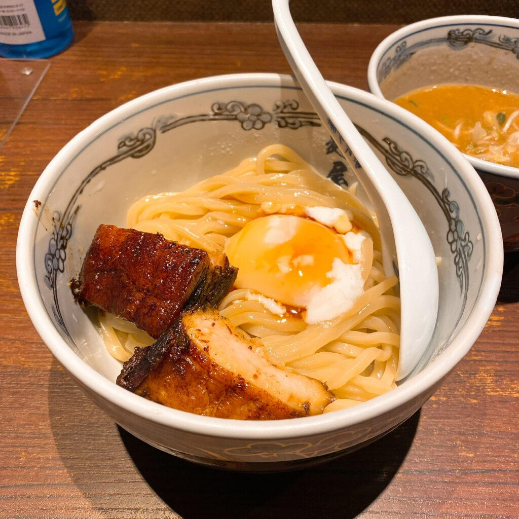 麺屋武蔵神山の麺