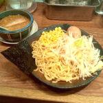 旭川味噌ラーメンばんからのつけ麺の写真