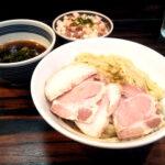 中華そば梟のつけ麺の写真