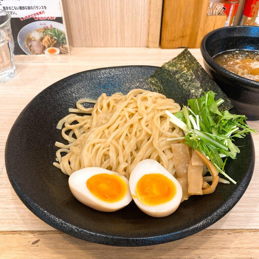 めん処羽鳥の麺
