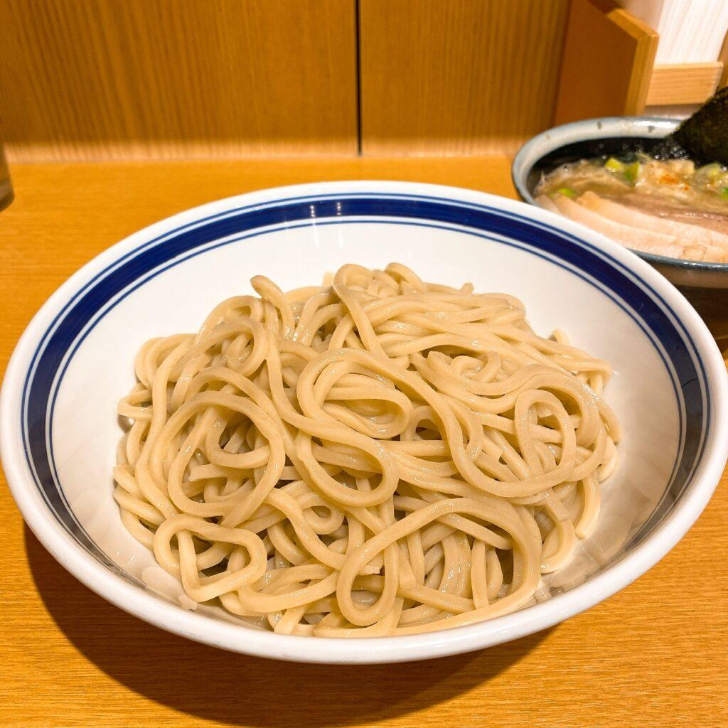 孫鈴舎の麺