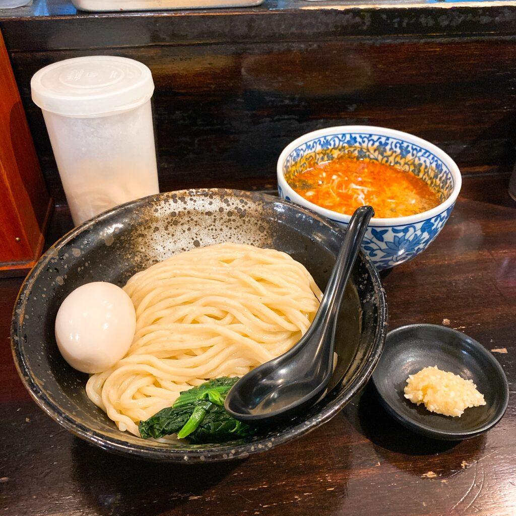 ほうきぼし+のつけ麺