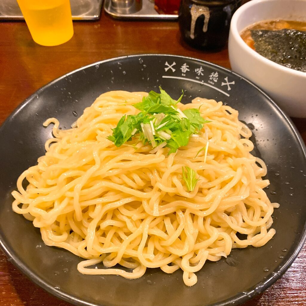 香味徳の麺