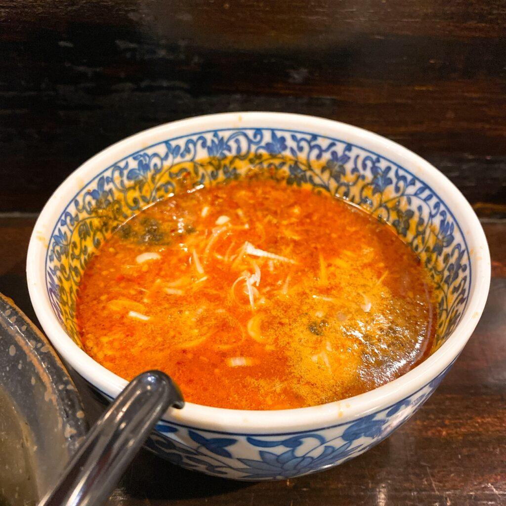 ほうきぼし+のスープ