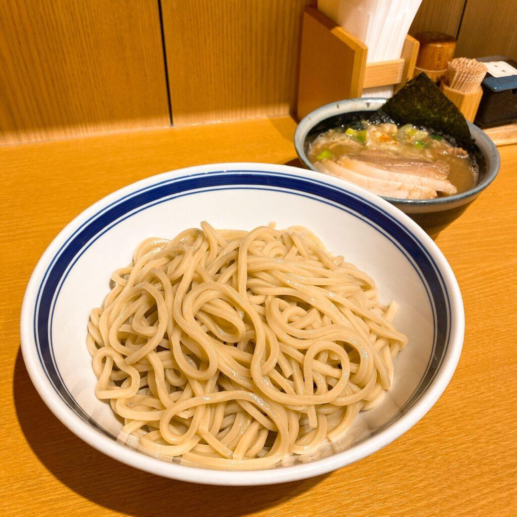 孫鈴舎のつけ麺