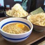 金町角ふじのつけ麺の写真