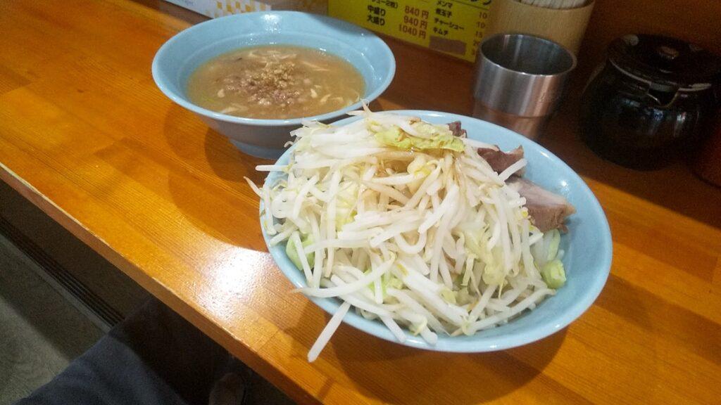 盛太郎のつけ麺の写真
