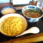 けんけんのつけ麺中華粥セットの写真
