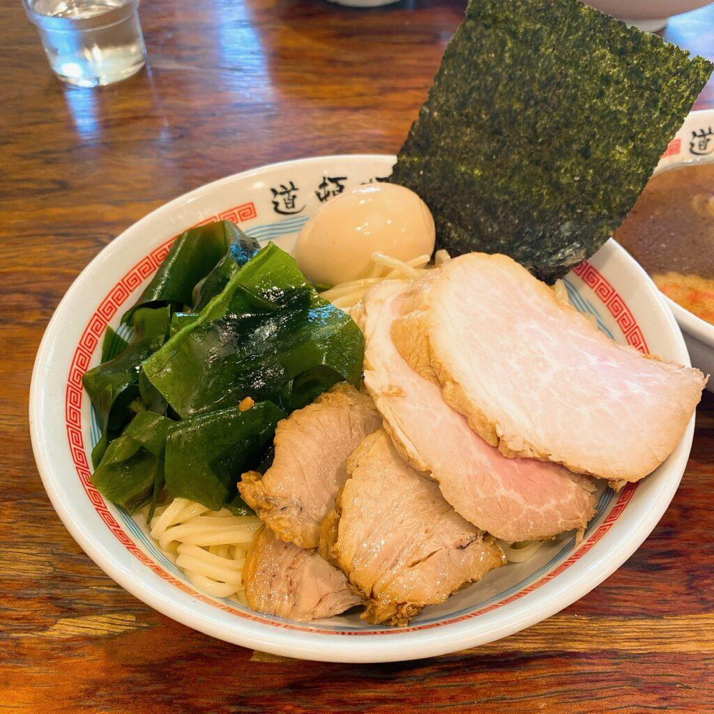中華めん処 道頓堀の麺