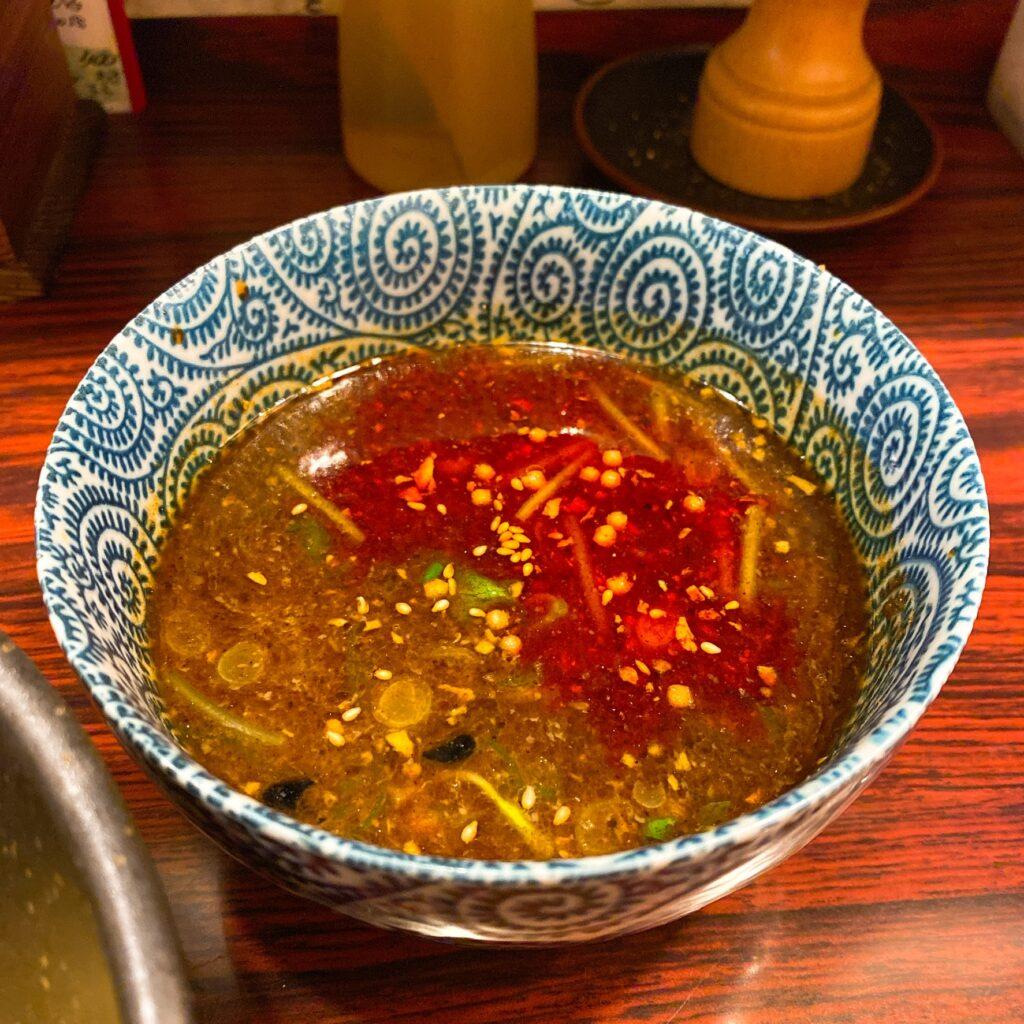 兼吉のスープ