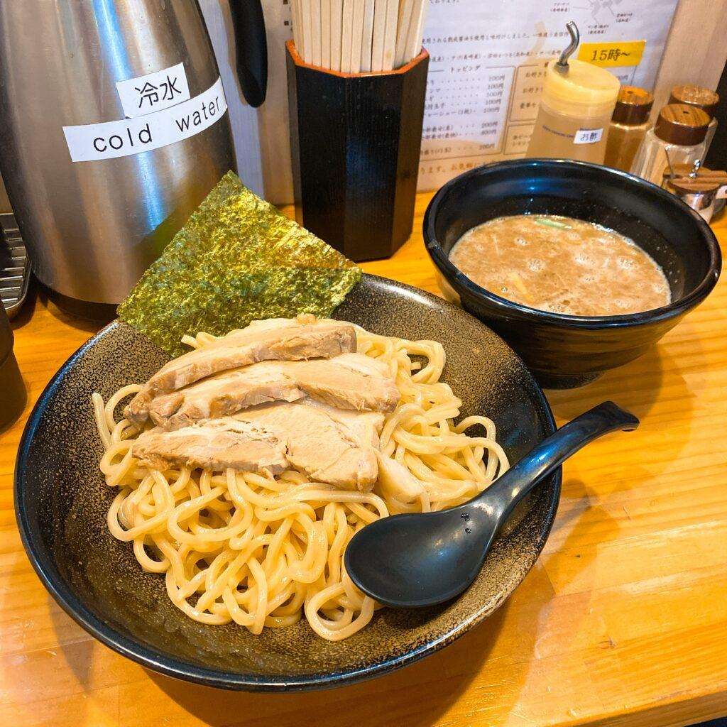 麺屋いまむらのつけ麺