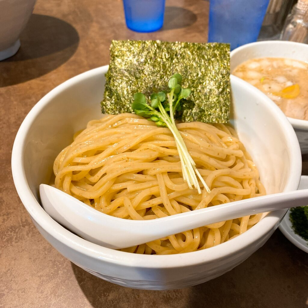 NOODLE VOICEの麺