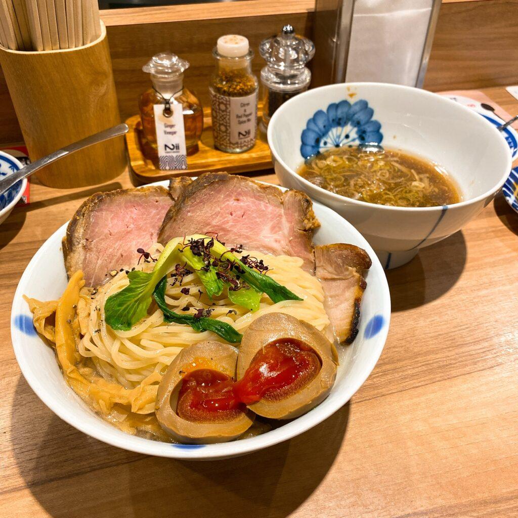 Niiのつけ麺