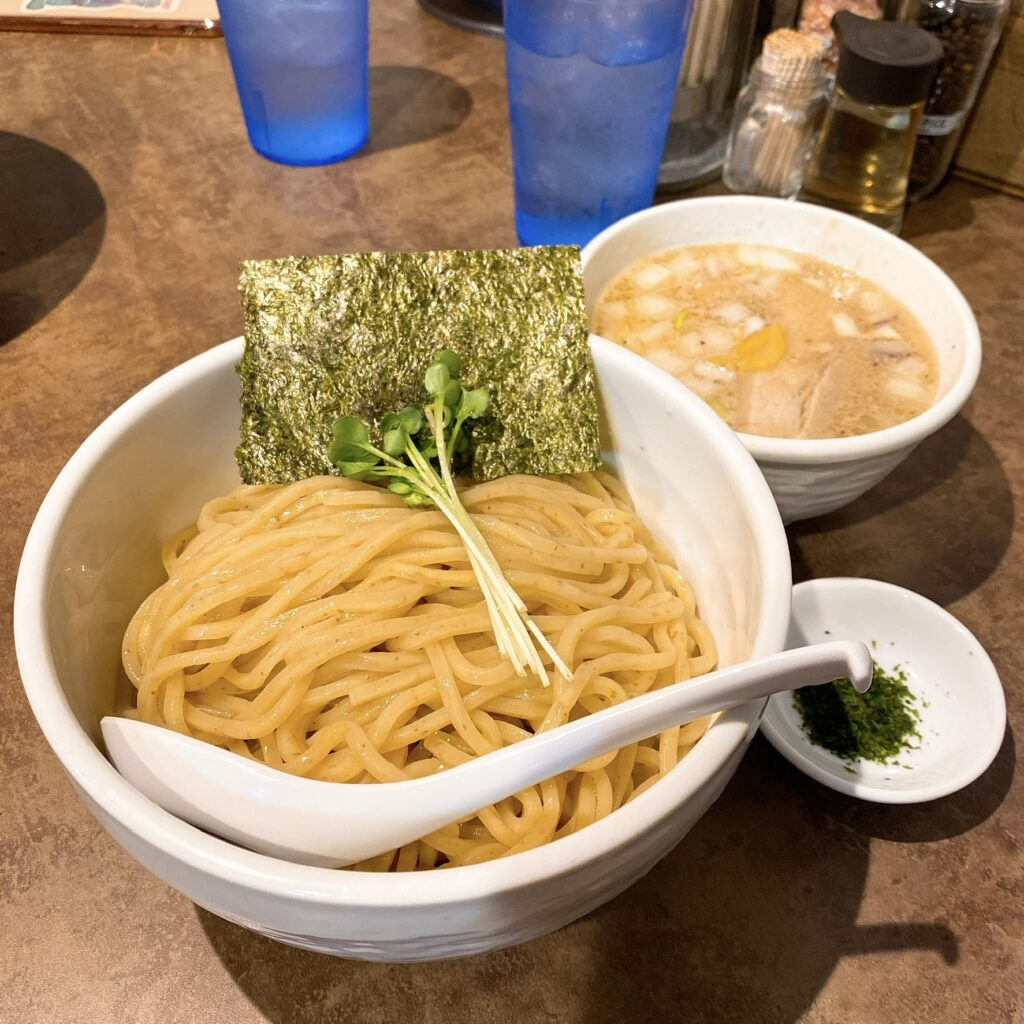 NOODLE VOICEのつけ麺
