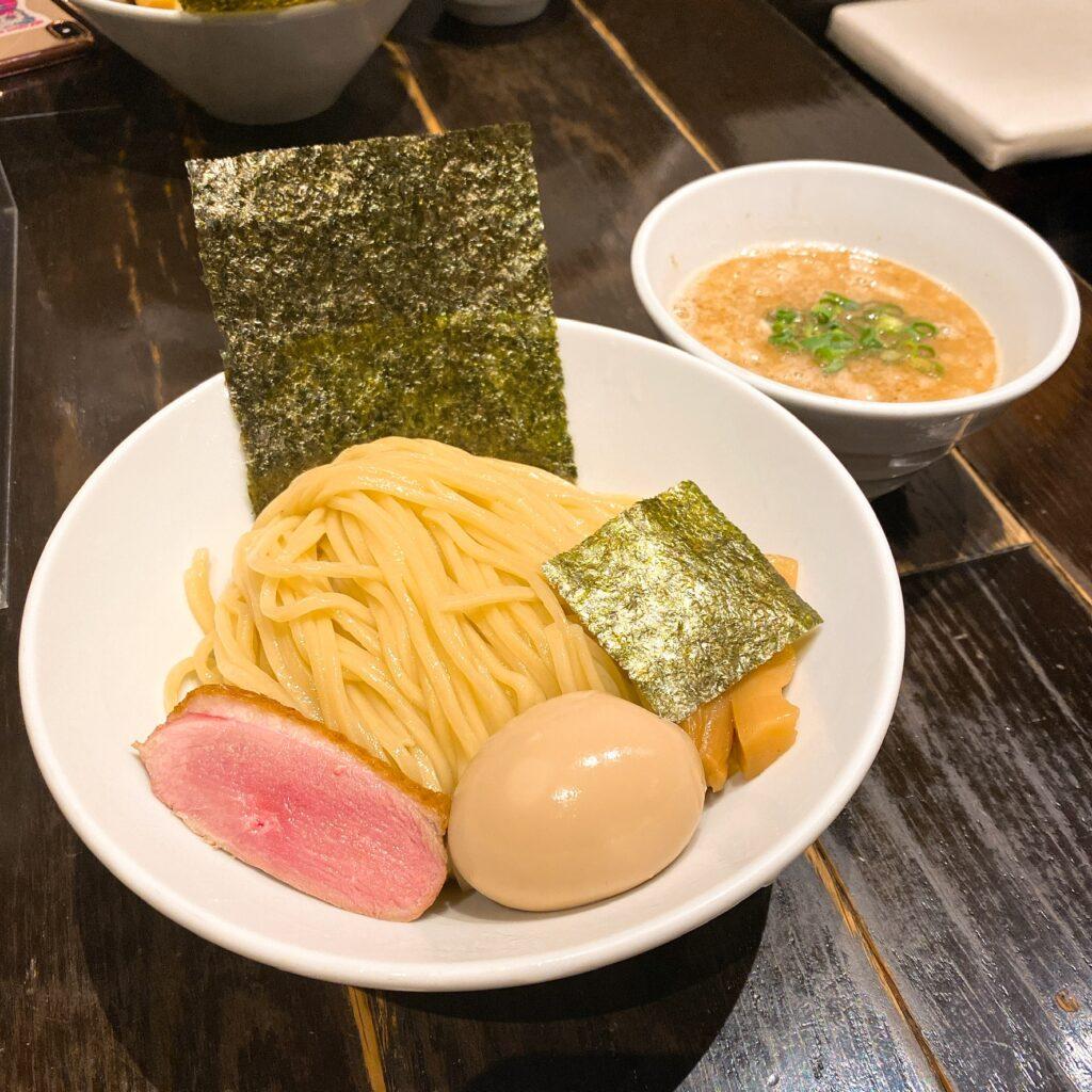 俺の空のつけ麺