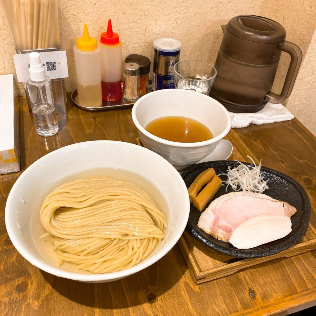 麺屋鈴春のつけ麺