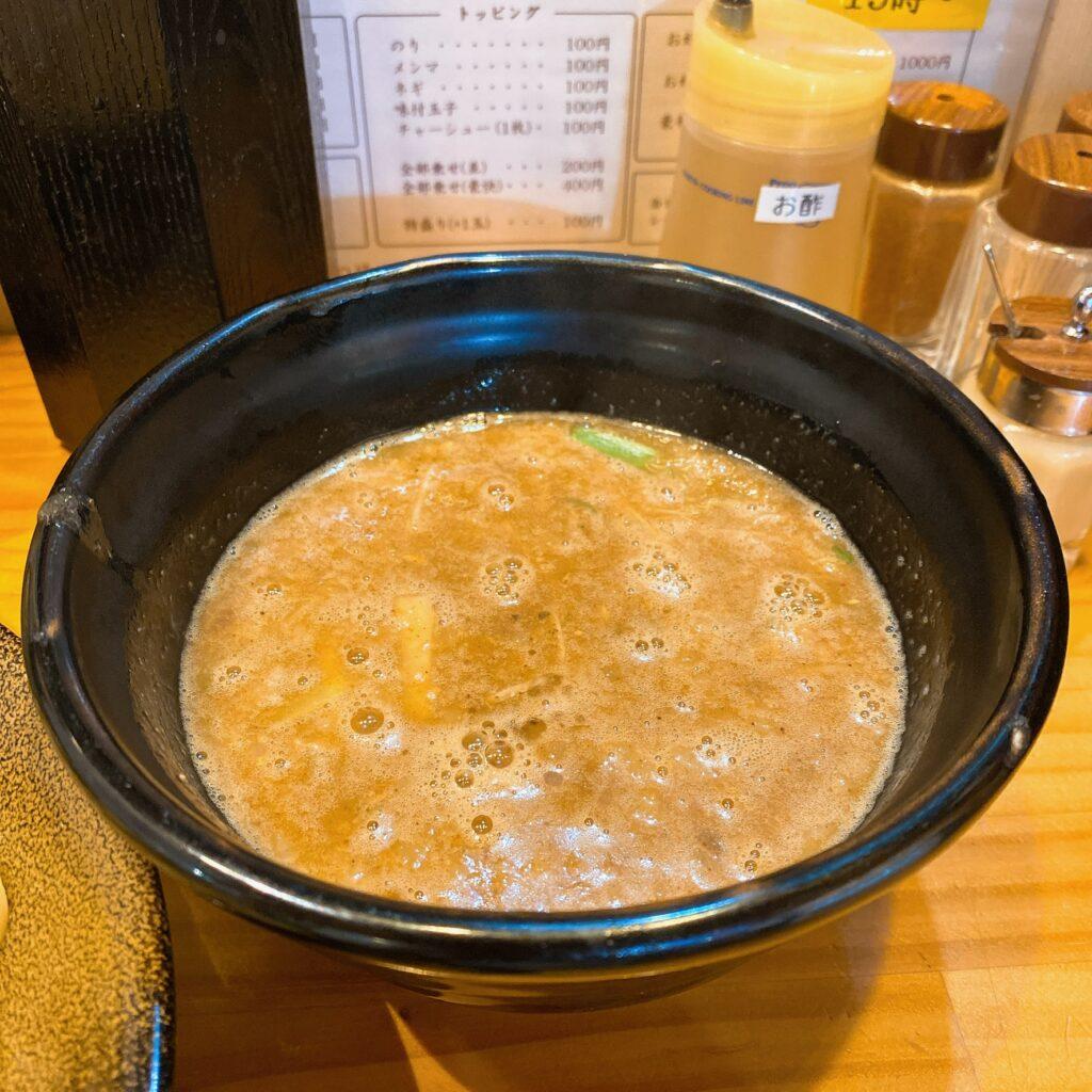麺屋いまむらのスープ