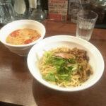 Xingfuの坦々つけ麺の写真