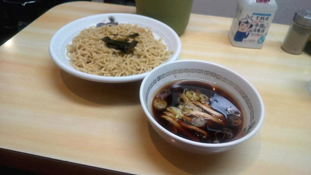 春木屋本店のつけ麺の写真