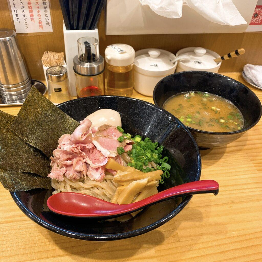 純鶏soba〜kira〜のつけ麺