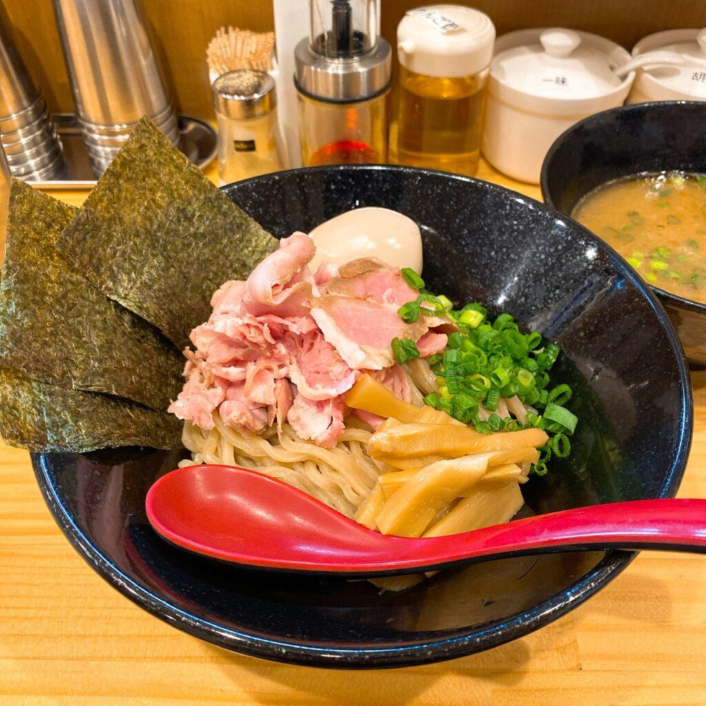 純鶏soba〜kira〜の麺