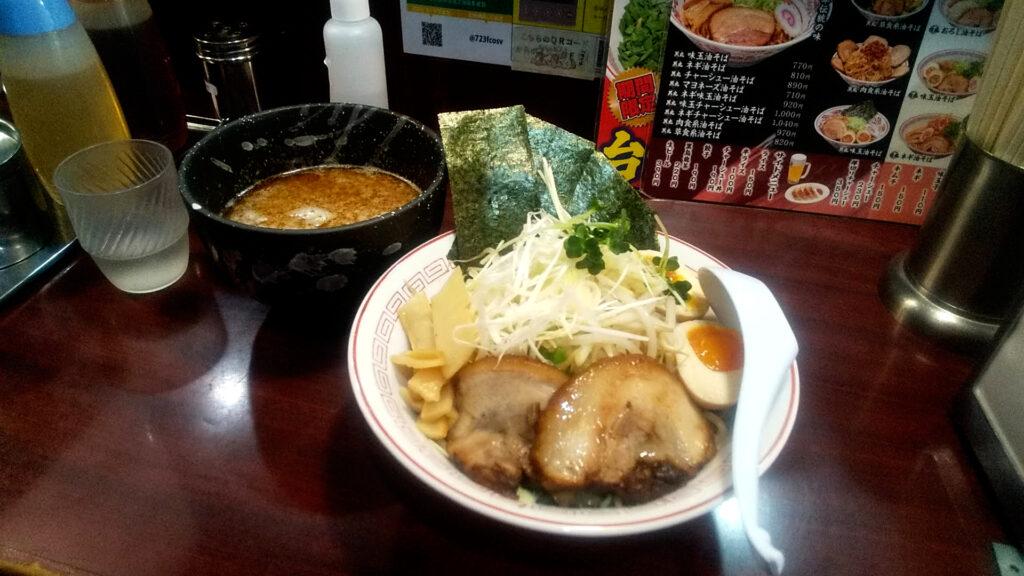 ぶぶかのつけ麺スペシャルの写真