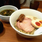 時は麺なりの特製つけ麺の写真