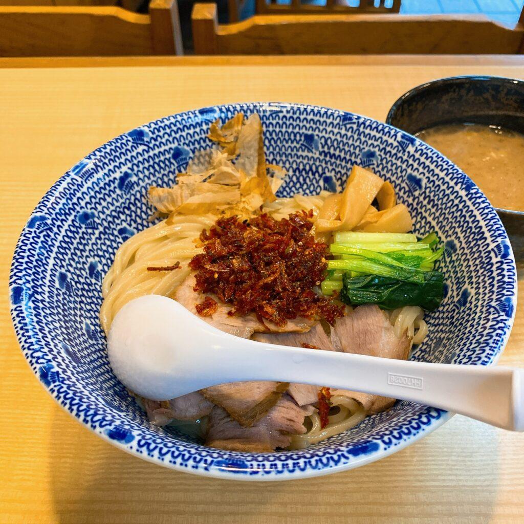 中華そば かみの屋の麺