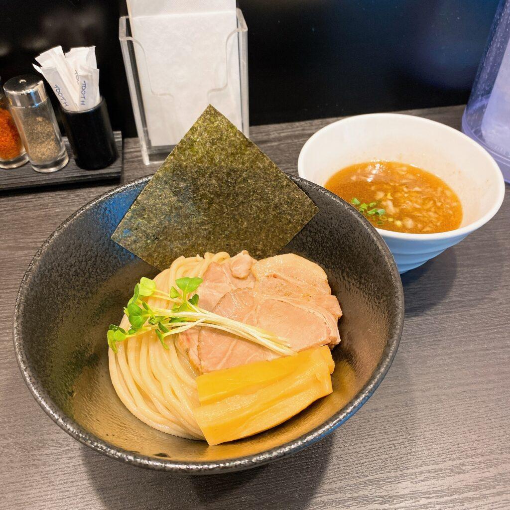 麺処大沼のつけ麺