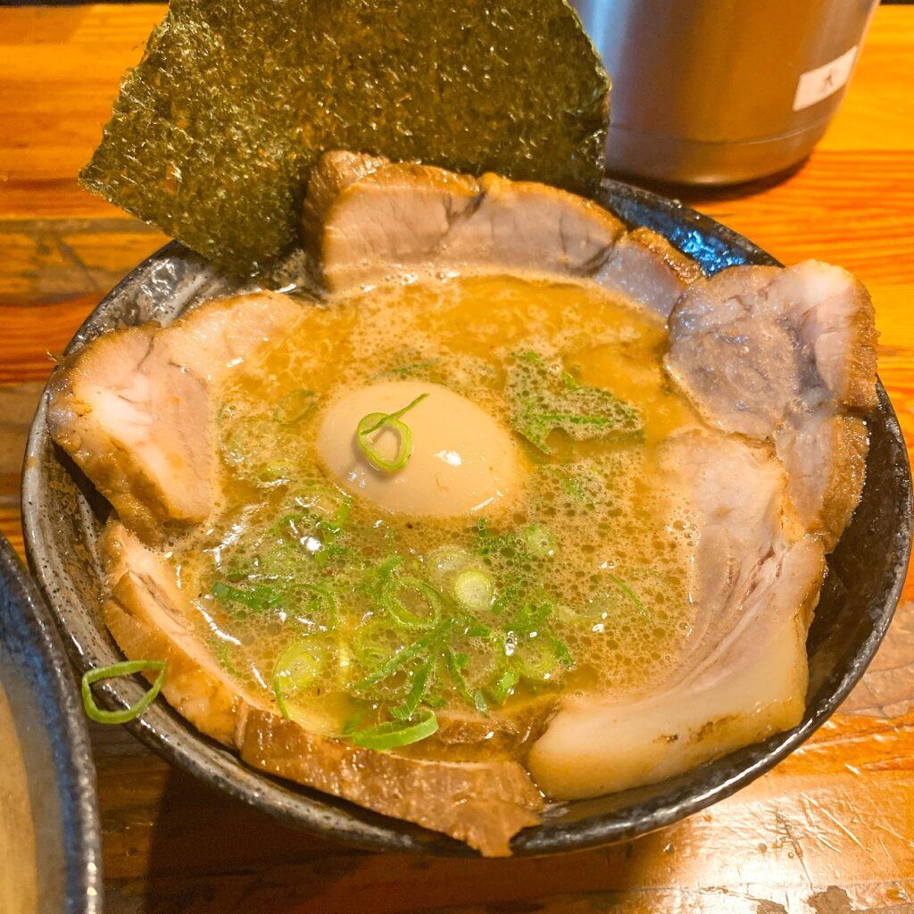 瞠のスープ
