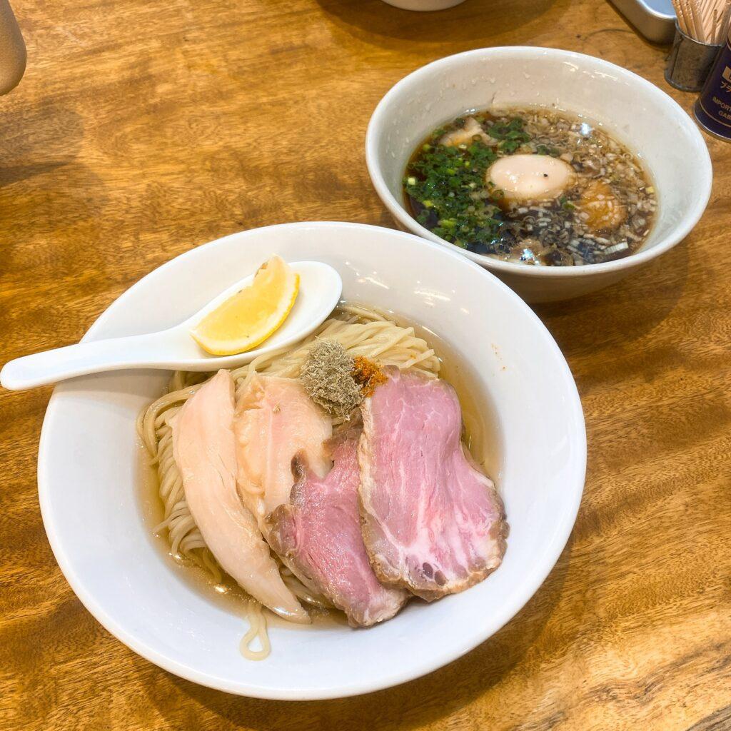 麺尊RAGEのつけ麺