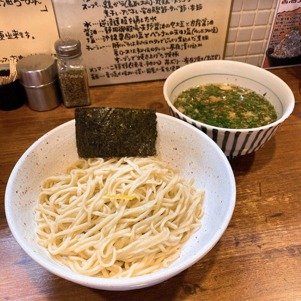 麺処びぎ屋のつけ麺