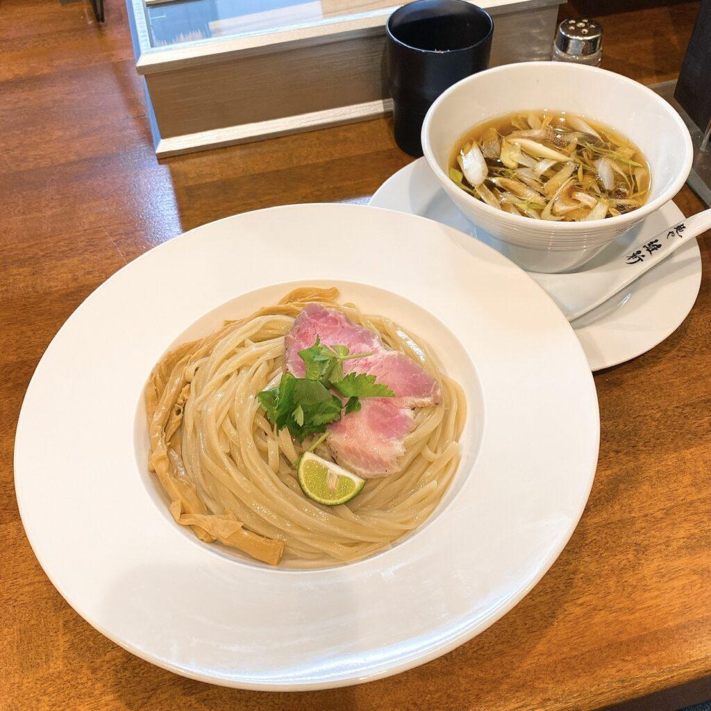 麺や維新のつけ麺