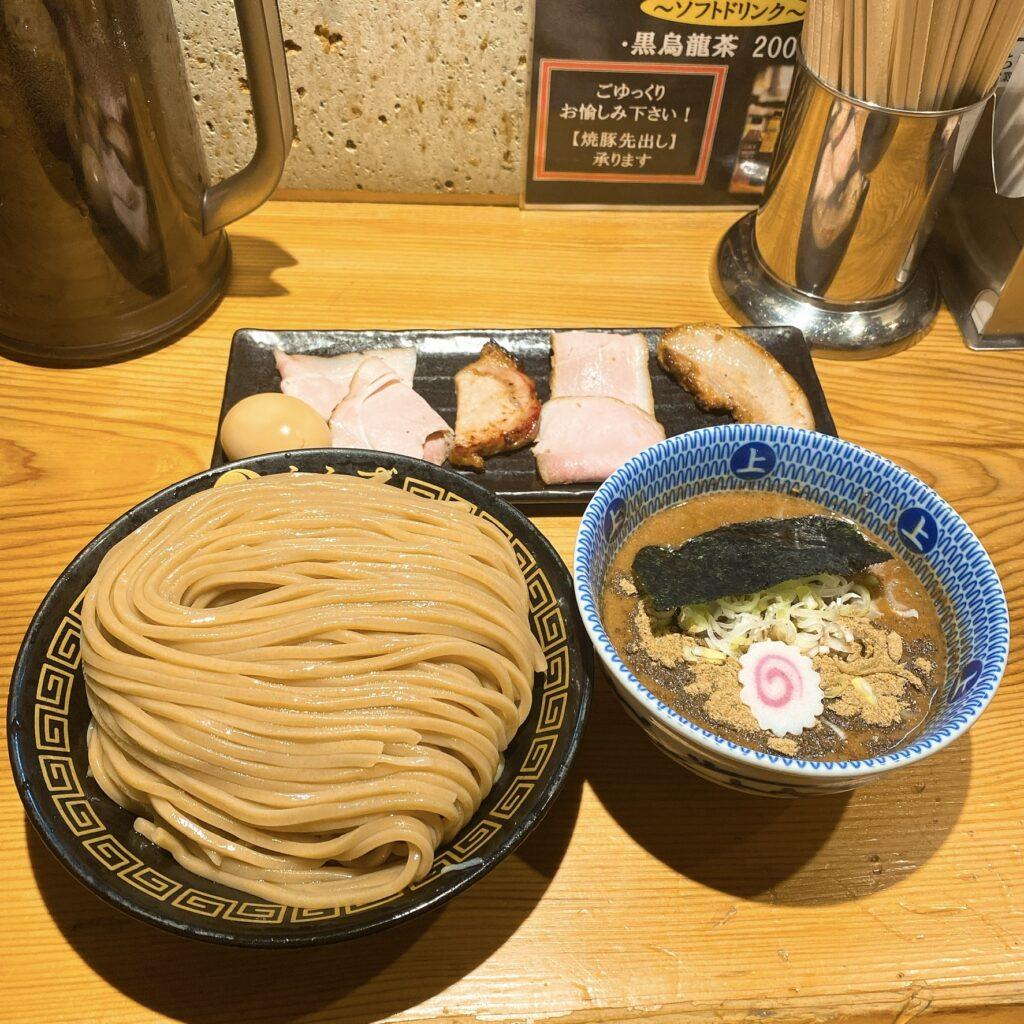 中華蕎麦 うゑずのつけ麺