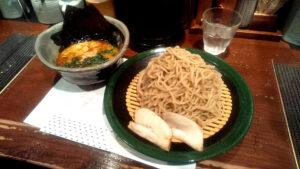 吉祥寺真風の鯛塩つけ麺の写真