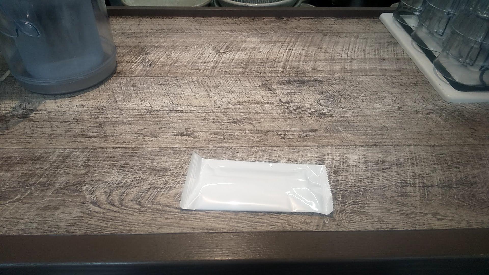 麺食堂くにをの卓上写真