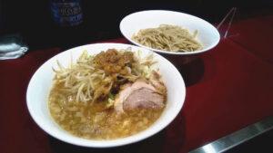 立川マシマシのつけ麺小の写真